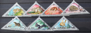 Mongolia ,rodents ,1983, NH, shipping FREE.