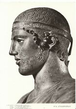 Greece Postcard - Delphl - The Charioteer - [About 470 B.C.] - Ref AB2948