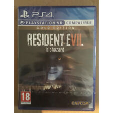 Capcom Resident Evil 7 Biohazard Gold Edition PlayStation 4 Ps4 Game Ages 18