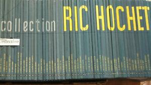 RIC HOCHET l'intégrale hachette 78 volumes