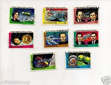 SPACE   UNIVERSE   SCIENCE & TECHNOLOGY 8 DIFEERENT COMPLETE SET ALL LARGE # 41