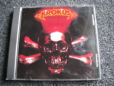 Krokus-Headhunter CD-1983 Germany-Heavy Metal-Arista