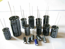 Realistic DX-302 Receiver Capacitor Replacement Parts