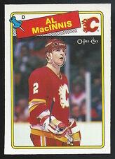 (HCW) 1988-89 OPC O-Pee-Chee #231 AL MacINNIS Hockey NHL 02421