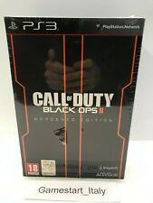 CALL OF DUTY BLACK OPS II 2 HARDENED EDITION SONY PS3 - NUOVO SIGILLATO NEW PAL