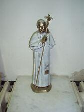 statua in bronzo papa giovanni paolo ii