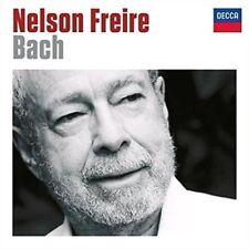 Nelson Freire - Bach CD Decca