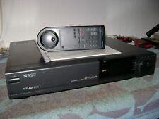 Blaupunkt Videorekorder RTV 915 S- VHS LP HiFi + FB BDA überholt geprüft