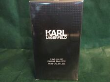 KARL LAGERFELD   EAU DE TOILETTE HOMME  100 MLL BLISTER