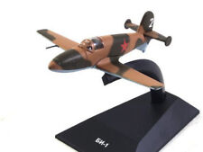 BI-1 Bereznyak-Isayev Soviet Fighter WWII 1942 Year 1/87 Scale Model with Stand
