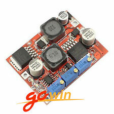 DC-DC Step Up Down Boost buck Voltage Converter Module LM2577S LM2596S Power