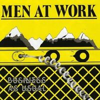 MEN AT WORK Business As Usual (Gold Series) CD BRAND NEW Colin Hay Down Under
