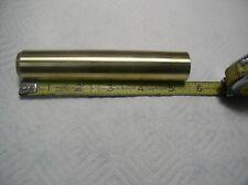 1 Diameter Brass Rod 1 Pc 1 X 5 Or Longer 360 Brass Cheap Drift