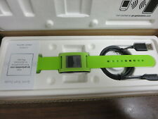 New - Pebble Smartwatch Classic for iPhone Android - Color Green - 301GN
