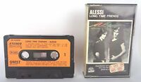 alessi long time friend qwest record 1982 cassetta tape