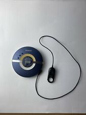 Sony D-EJ100 Portable CD Player G-Protection Walkman D-EJ100 Gift Music Travel