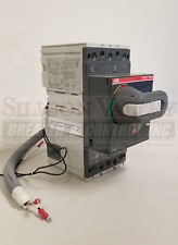 ABB SACE Tmax T4N250 3P 250A 600V with ROTARY HANDLE