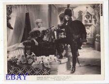 Marlene Dietrich Scarlet Empress VINTAGE Photo