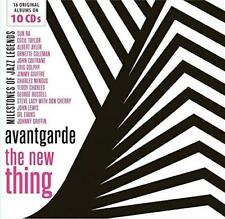 Avantgarde - The New Thing - Various (NEW 10CD)