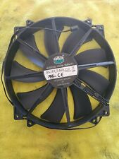 Cooler Master | 200x200mm Tested Black 3-Pin Case Fan | A12025-12CB-3MN-F1