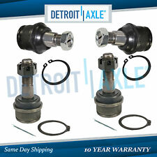 All (4) Brand New Front Upper & Lower Suspension Dodge & Ford Trucks- Heavy-Duty