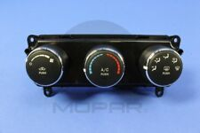 A/C and Heater Control Switch-VIN: A Mopar 55111132AD