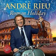 André Rieu Johann Strauss Orchestra - Roman Holiday (NEW CD+DVD)