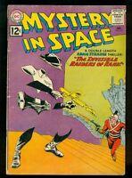 DC Comics, Mystery in Space #73, 1962, VG, Adam Strange!