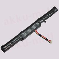 2200mAh Battery 0B110-00220000M A41-X550E ASUS For 15V X550Z X550ZA-SA100603E