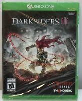 Darksiders III 3 Microsoft Xbox One, 2018 Brand New Sealed