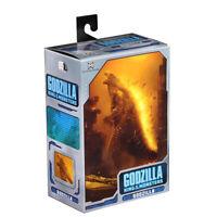 "7"" Burning Godzilla Crimson Mode Model King of The Monsters Action Figure Toys"