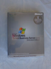 Microsoft Windows Small Business Server 2003  Standard RETAIL w' 5 CAL (Sealed)