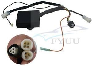 CDI Box Ignition Module Unit For Yamaha YFM 350 Big Bear 350 Moto 4 90-94