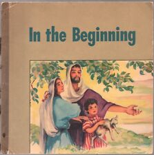 IN THE BEGINNING By ROBBIE TRENT Westminster Press Trade PB 1959