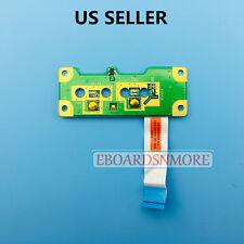 Original HP G50 G60, Compaq CQ50 CQ60 Power Button Board w Cable 48.4H503.011 US