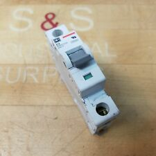 Cutler Hammer Wms1C02 Circuit Breaker, 2 Amp 240 Vac Single Pole - Used