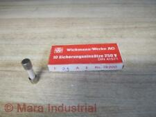 Wickmann-Werke 19.200 Fuse DIN 41571 (Pack of 30)