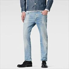 G Star Raw 3301 Straight Mens Jeans  SIZE W36 L34 (51002.6997.424) RRP £120