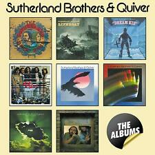 SUTHERLAND BROTHERS and QUIVER - THE ALBUMS 8CD CLAMSHELL BOXSET