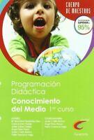 Programación didáctica. Conocimento del medio. 1º curso educación primaria (Cue