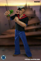 Super Duck SET047 1/6 Popeye Sailor Movable Doll Collectable Figure Model Toys