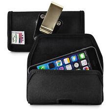 Turtleback iPhone SE 5 5s 5c Durable Nylon Pouch Holster Metal Belt Clip Case