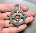 An ancient amulet of a Buryat shaman, XVIII-XIX century AD, authentic