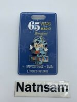 Disneyland Disney Parks 65th Anniversary 65 Years of Magic Mickey & Minnie Pin