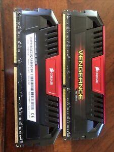 Corsair 16 GB DIMM 1866 MHz PC3-15000 DDR3 SDRAM Memory (CMY16GX3M2A1866C9R)