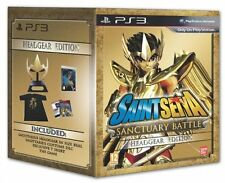 Saint Seiya - Sanctuary Battle Limited Headgear Edition (PS3) NEW AND SEALED