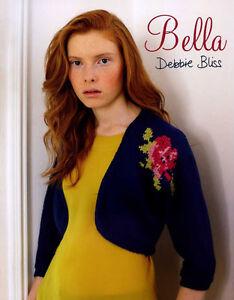 Bella Knitting Pattern Book by Debbie Bliss