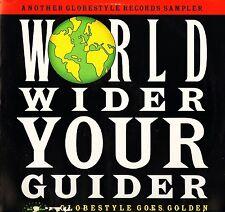 WORLD WIDER YOUR GUIDER noise khanyile/stella chiweshe/charef zerouki LP EX/VG+