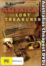 America's Lost Treasures  DVD NEW, FREE POSTAGE WITHIN AUSTRALIA REGION 4