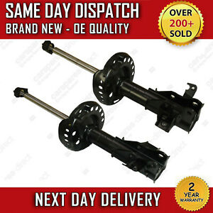 SHOCK ABSORBERS FOR HONDA CIVIC MK8 2005-2012 FRONT LEFT & RIGHT SHOCKERS PAIR